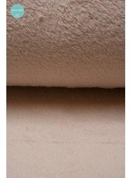 8€ p/m - Beige - Wellness Fleece