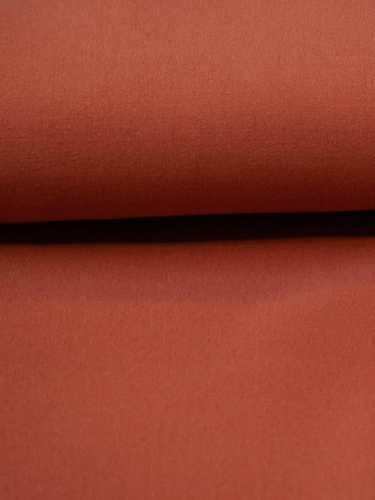 0.8m op 1.5m - Roest - Gabardine