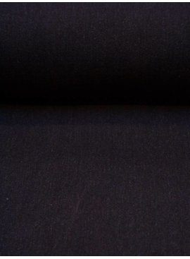 Studio Sanne 13,70 Euro Per Meter - Donker Blauw - Jeans