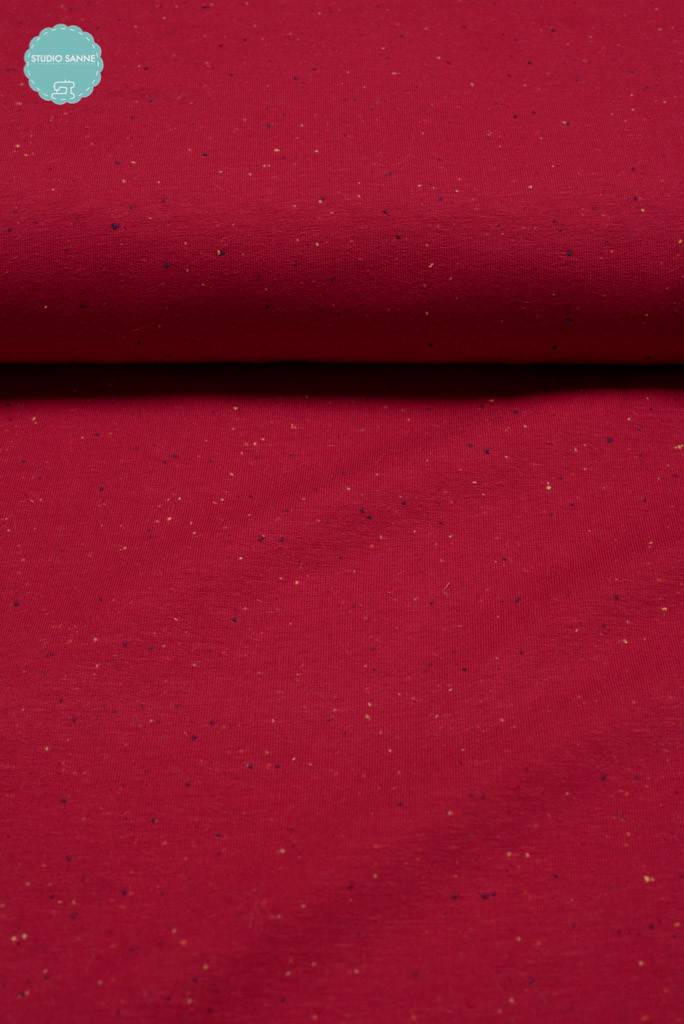 14 Euro Per Meter - Cosy Colors Roze/Rood