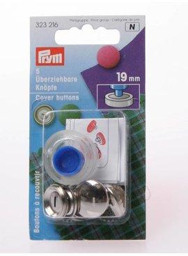 Prym Overtrekbare Knopen - 19 mm