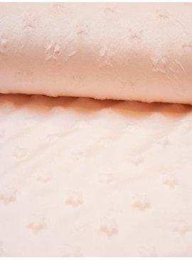 1m x 150cm - Ecru - Minky Fleece