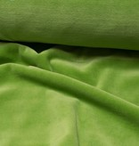 12€ p/m - Lime - Nicky Velours