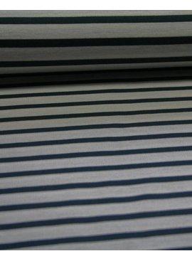 Punta Di Roma - Stripes White - 14,70 Euro Per Meter