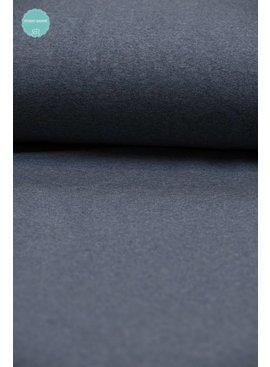Sweaterstof - Jeans Gemeleerd - 11,50 Euro Per Meter