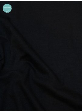 Polytex Tricot - Zwart - 10,00 Euro Per Meter