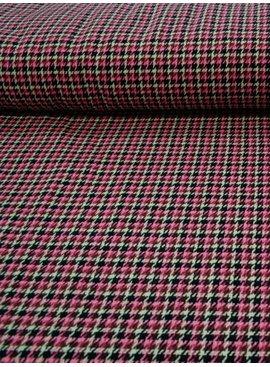 Polytex 2.20m op 1.6m - Paars - Tweed