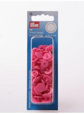 Prym Color Snaps - Roze Rond
