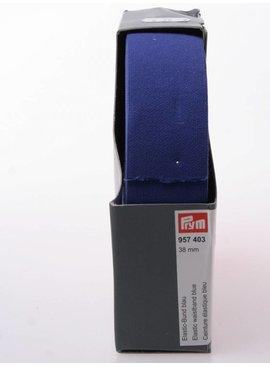 Prym Elastische Tailleband - Blauw - 2,70 Euro Per Meter