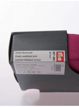 Prym Elastische Tailleband - Fuchsia - 2,70 Euro Per Meter
