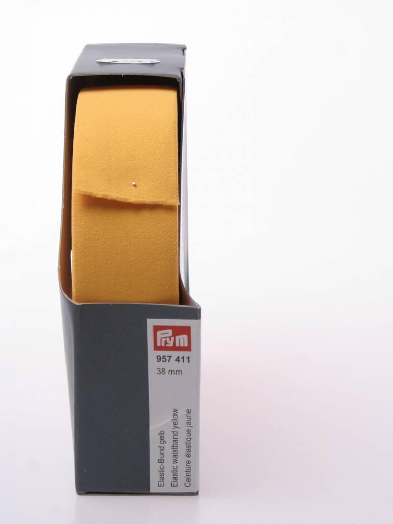 Prym Elastische Tailleband - Geel - 2,70 Euro Per Meter