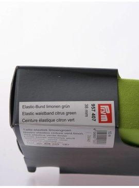 Prym Elastische Tailleband - Lime - 2,70 Euro Per Meter