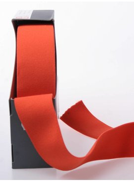 Prym Elastische Tailleband - Oranje - 2,70 Euro Per Meter