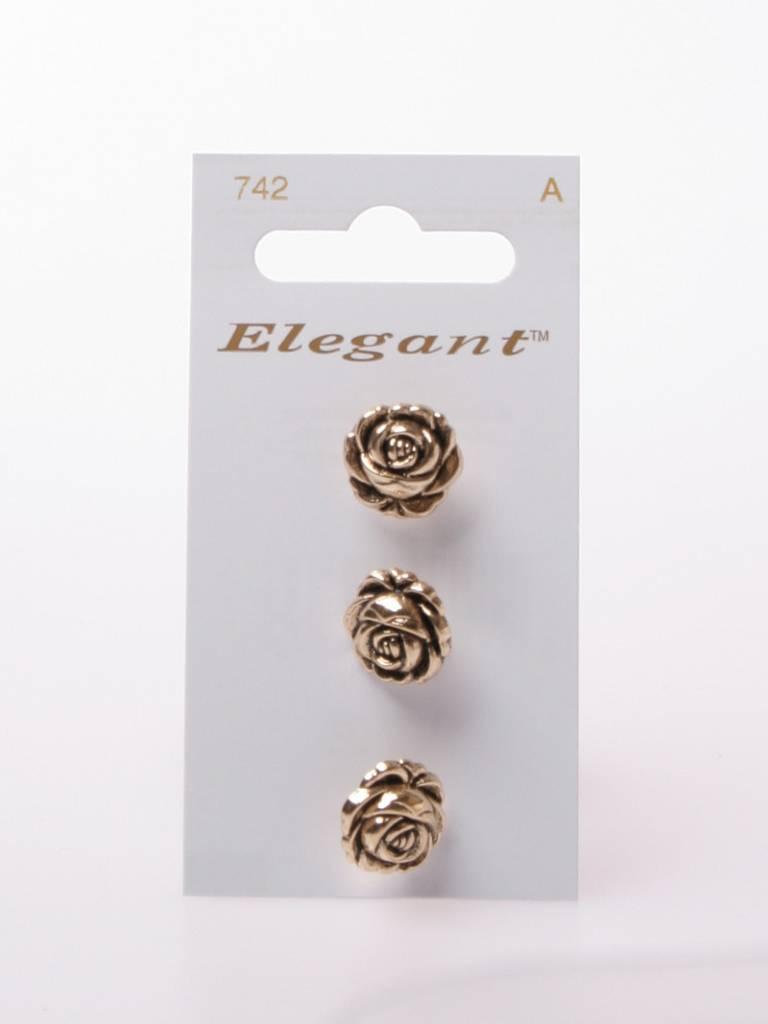 Elegant Knopen - Elegant 742