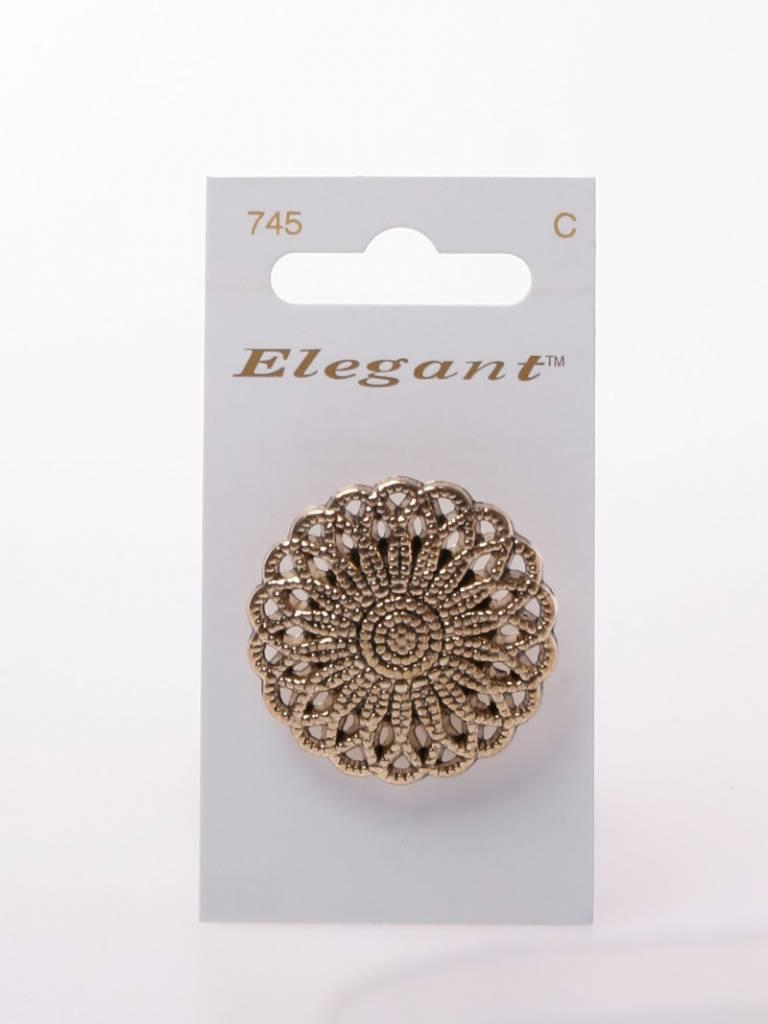 Elegant Knopen - Elegant 745