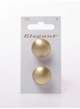 Elegant Knopen - Elegant 750
