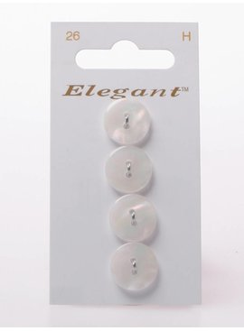 Elegant Knopen - Elegant 026