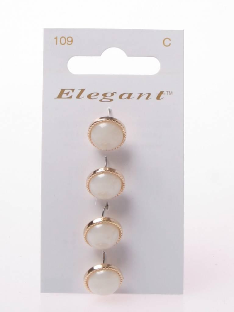 Elegant Knopen - Elegant 109