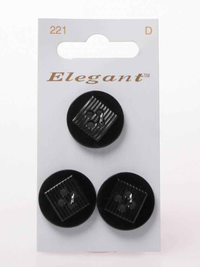Elegant Knopen - Elegant 221