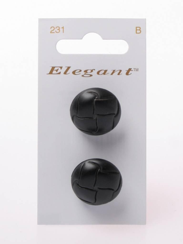 Elegant Knopen - Elegant 231