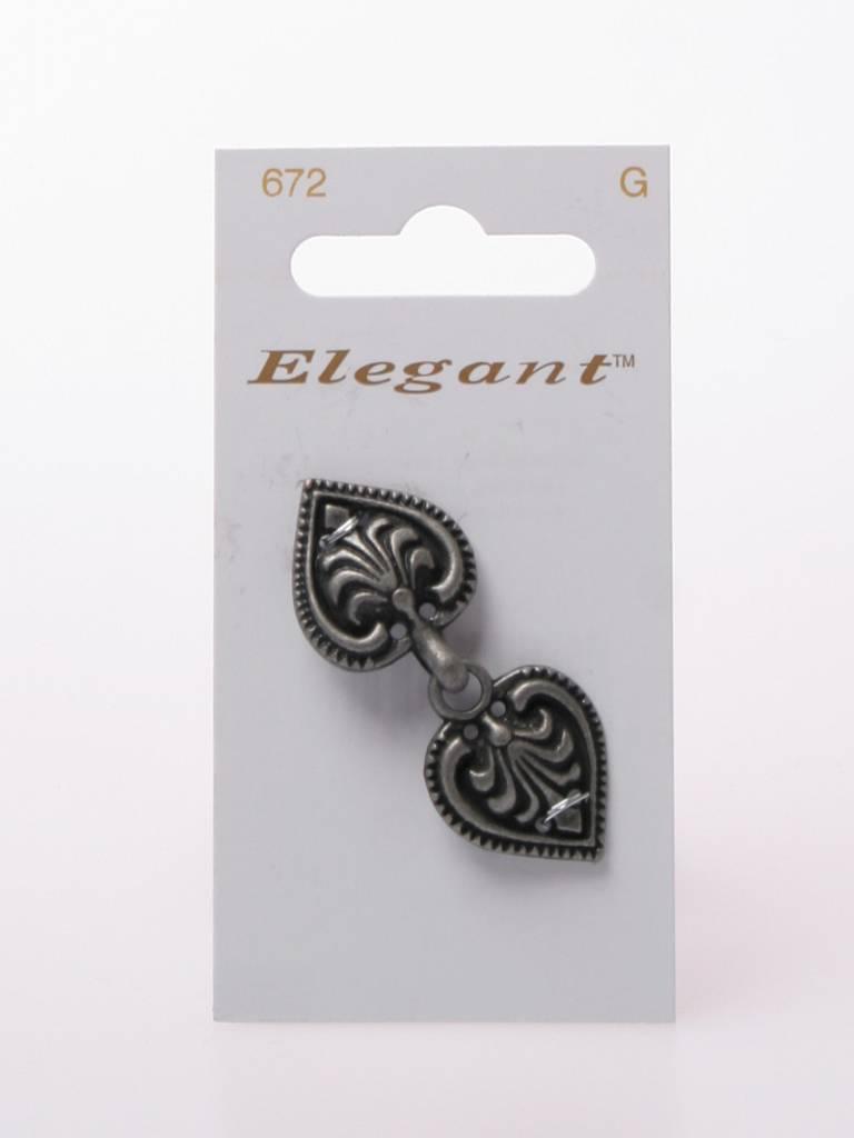 Elegant Knopen - Elegant 672