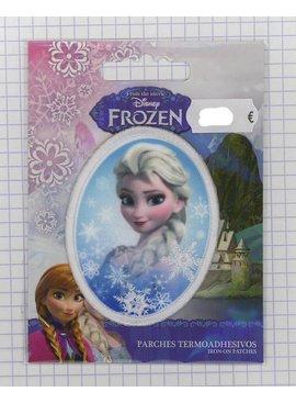 Opstrijk Applicatie - Frozen - Elza