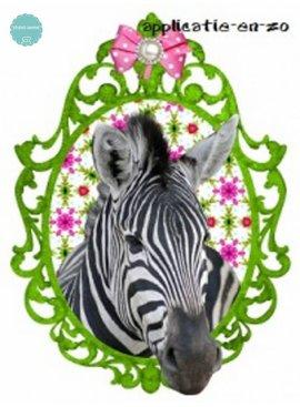Full Color Applicatie - Zebra
