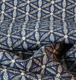 Bloem Blauw Zwart - 12,50 Euro Per Meter