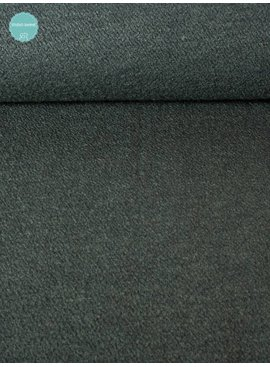 Editex 12,50€ p/m - Donkergrijs Lichte Structuur - Crepe