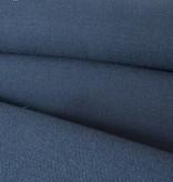 24 € Per Meter - Breedtestretch Blauw Stevig
