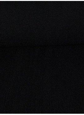 11€ p/m -  Zwart - Boordstof