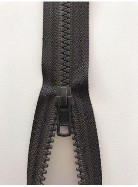 YKK Deelbare Bloktandrits - Palissander Bruin 570 - 6 mm Breed