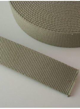 2,00€ p/m - Tassenband Katoen Beige 30mm