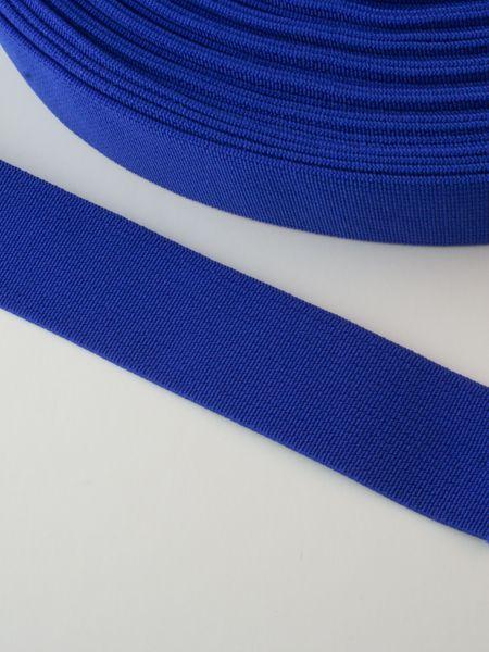 Blauw 25 MM - 1,10 Euro Per Meter