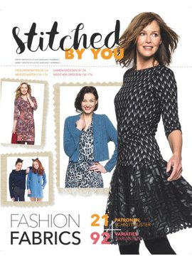 Stitched By You - Winter 2016