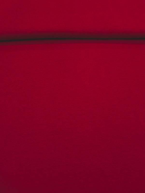 10€ p/m - Fuchsia Rood - Fijne Boordstof