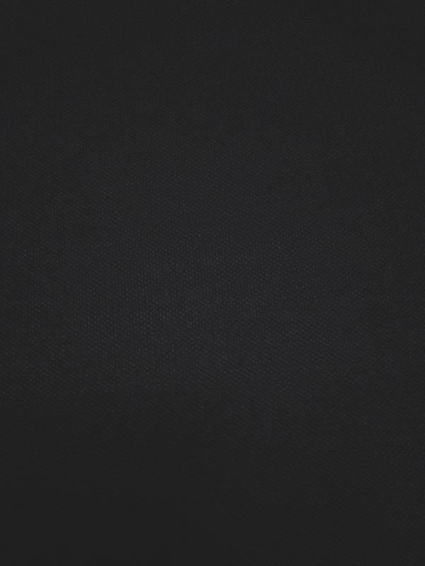 13€ Per Meter - Zwart - Piqué