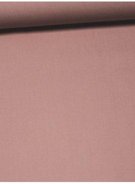 8€ Per Meter - Oudroze Candy Cotton - Effen Katoen