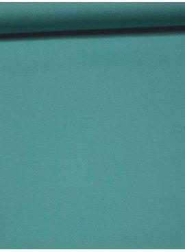 8€ Per Meter - Licht Turquoise Candy Cotton - Effen Katoen