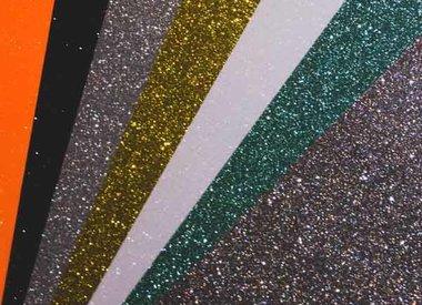 Glitter Flex Folie