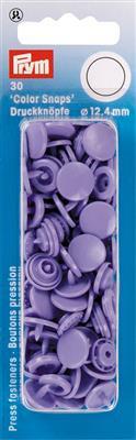 Prym Color Snaps - Lavendel Rond