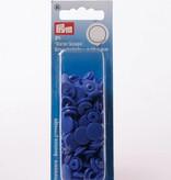 Prym Color Snaps - Koningsblauw Rond