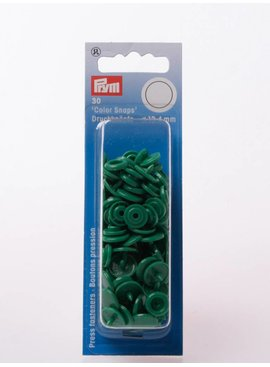 Prym Color Snaps - Groen Rond