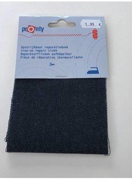 Pronty Hersteldoek - Donker Blauw - Jeans