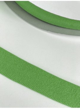 1,50€ p/m - Donker Lime - Biaisband Tricot