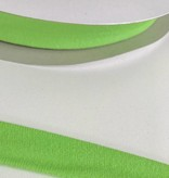 1.50€ p/m - Lime - Tricot Biaisband