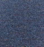 14€ p/m - Jeans Gekleurde Glitter Strepen - Sweaterstof
