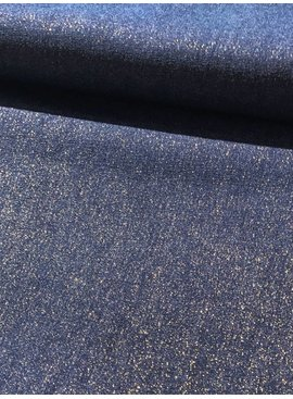 9€ p/m - Jeans Glitter Goud - Jeans