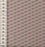 11,50€ p/m - Spirograph - Bedrukte Tricot
