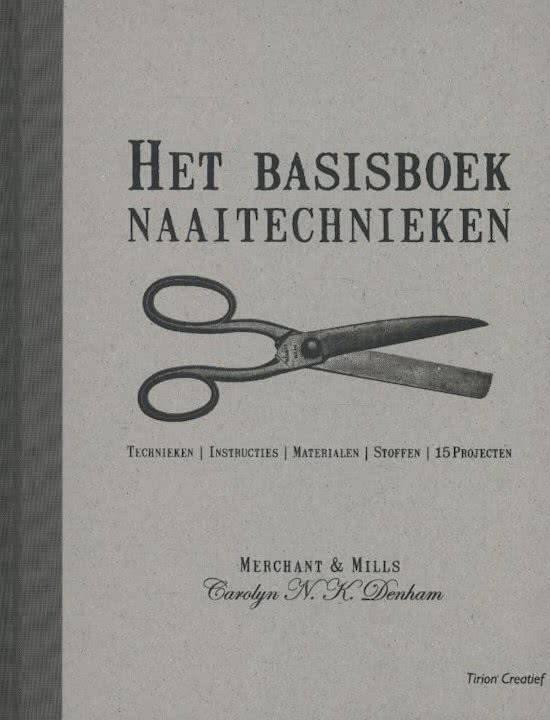 Het Basisboek Naaitechnieken